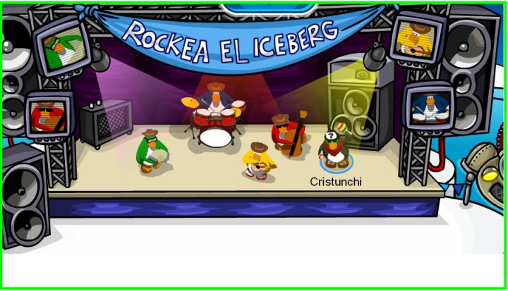 la penguin band
