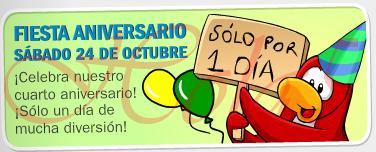 Fiesta Aniversario