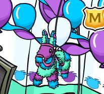 piñata de Aniversario